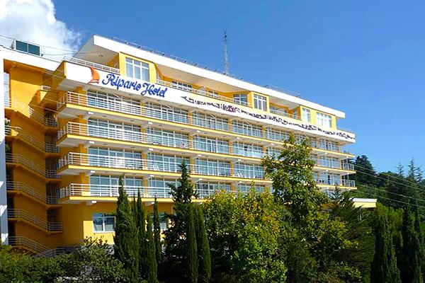 Отель Рипарио (Ripario Hotel Group),Корпус Modern
