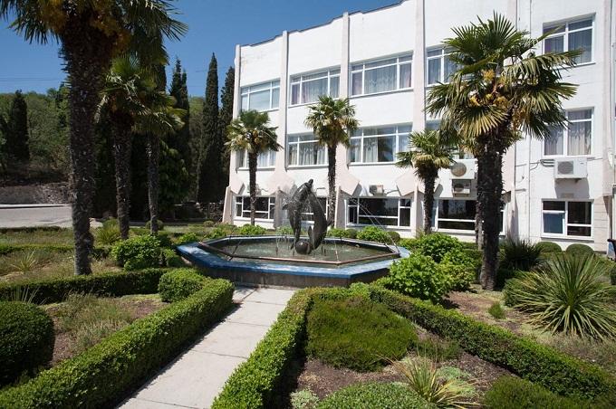 Отель Рипарио (Ripario Hotel Group),Административный корпус и столовая