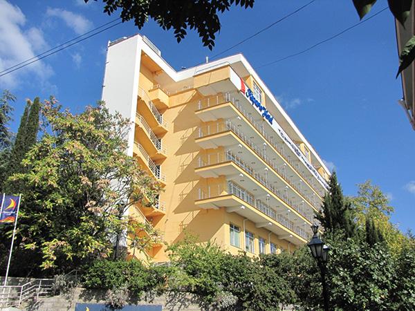 Отель Рипарио (Ripario Hotel Group),Рипарио Modern