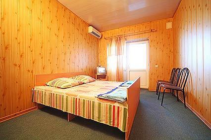 Дом отдыха Апсны-Абазашта, дом отдыха,2-местный номер корп 1 вид на море