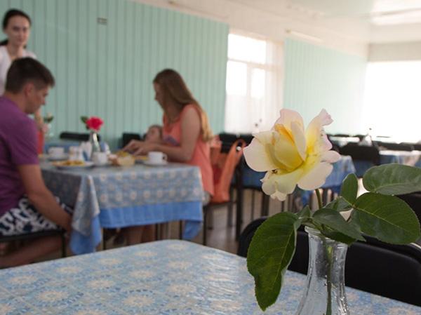 База отдыха Лагуна,Кафе