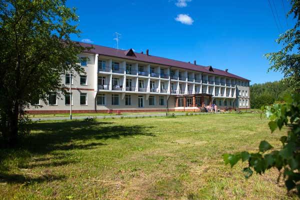 Санаторий Ласточка ,Корпус 1