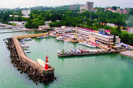 Яхт-клуб Гавань