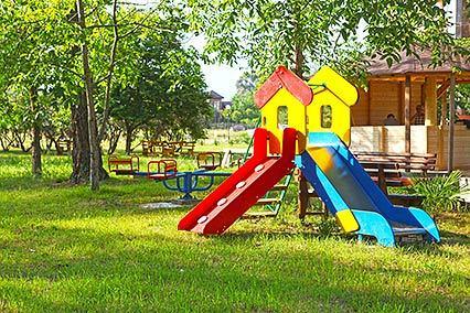 Отель Ирэн,Детская площадка