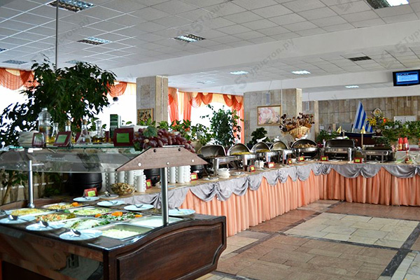 Санаторий Предгорье Кавказа,Столовая