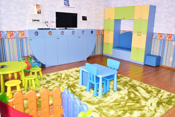 Санаторий Предгорье Кавказа,Детская комната