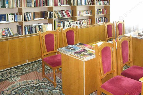Санаторий Предгорье Кавказа,Библиотека
