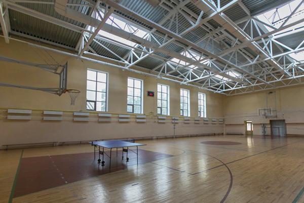 Санаторий Ружанский,Спортивный зал