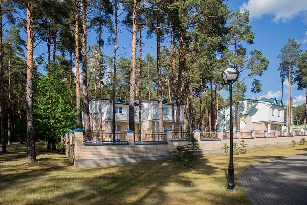 Санаторий Ружанский,коттедж 4-местный 3-комнатный