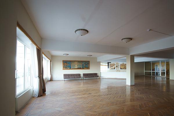 Туристско-оздоровительный комплекс Горизонт,Холл этажа