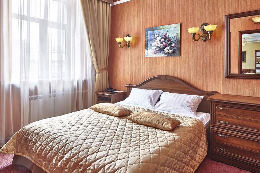 Люкс 3-х комнатный