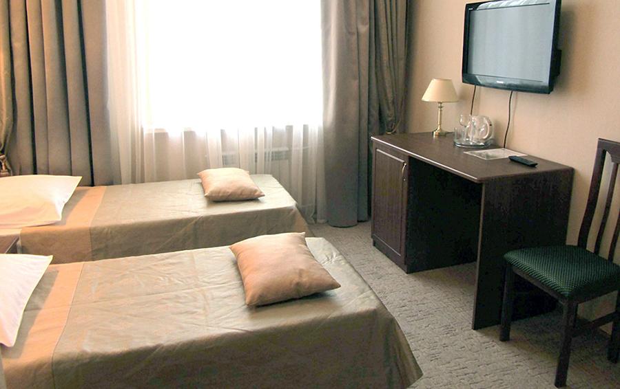 Стандарт двуместный с двумя раздельными кроватями