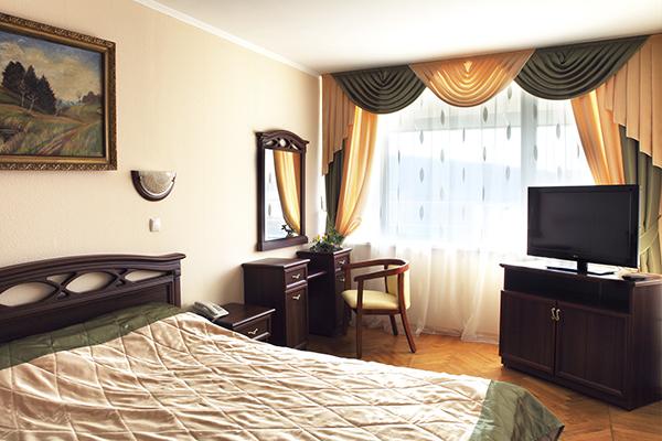 Гостиница Москва ,Люкс