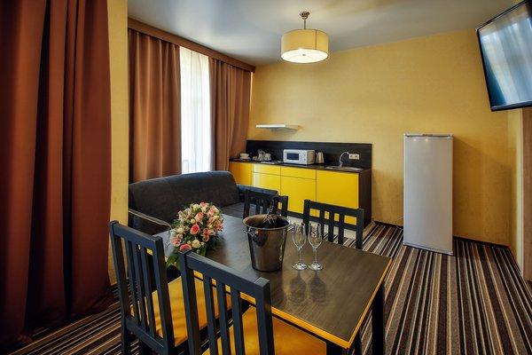 Санаторий Жемчужина моря,Апартаменты 4-местные 2-комнатные