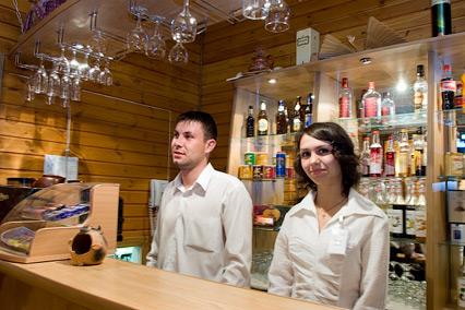 Туристский комплекс Деревня Александровка,Ресторан