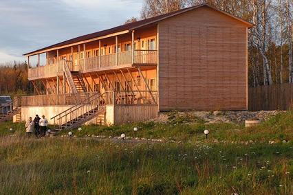 Туристский комплекс Деревня Александровка,Корпус с 2-местными стандартными номерами