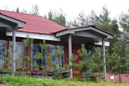 Туристский комплекс Деревня Александровка,Корпус с 2-уровневыми номерами комфорт