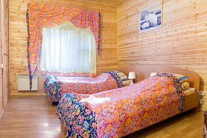 Туристский комплекс Деревня Александровка,«Фамили» люкс