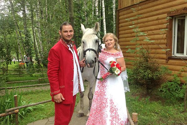 Свадьбы в Русском стиле