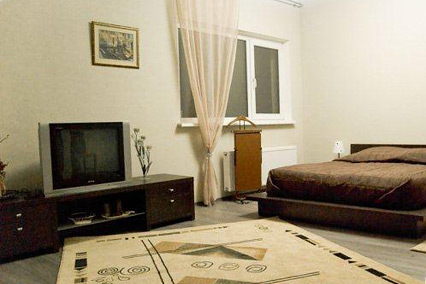 Люкс 2-этажный (спальня)