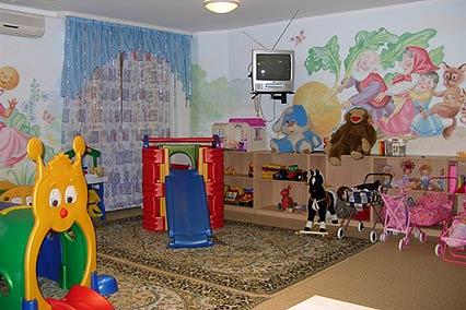Санаторий Волна,Детская комната
