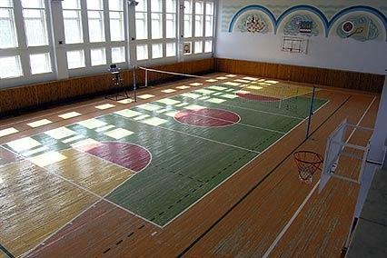Санаторий Волна,Спортивный зал