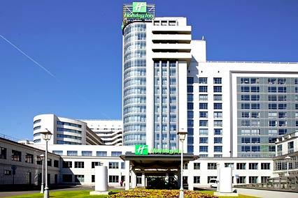 Гостиница Holiday Inn,Внешний вид