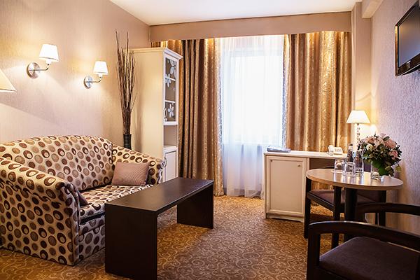 Гостиница Измайлово Бета,Люкс бизнес double