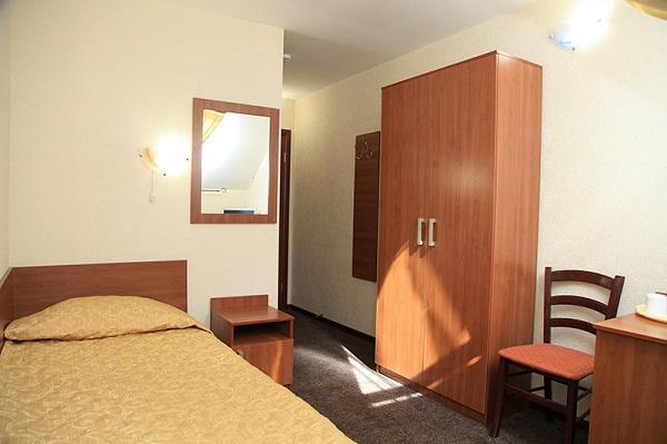 Гостиница Двина,1-местн мансардный