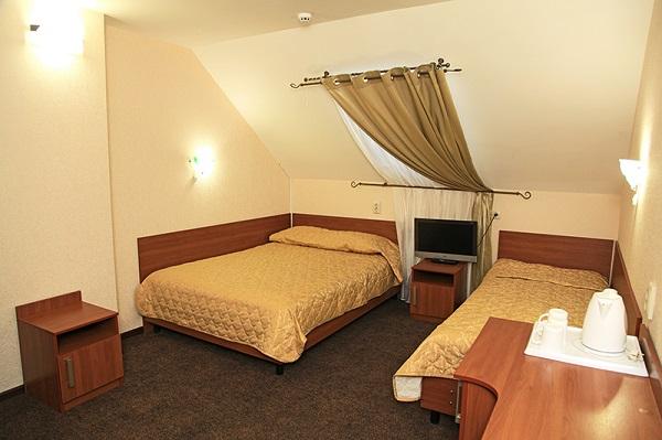 Гостиница Двина,2-местн мансардный