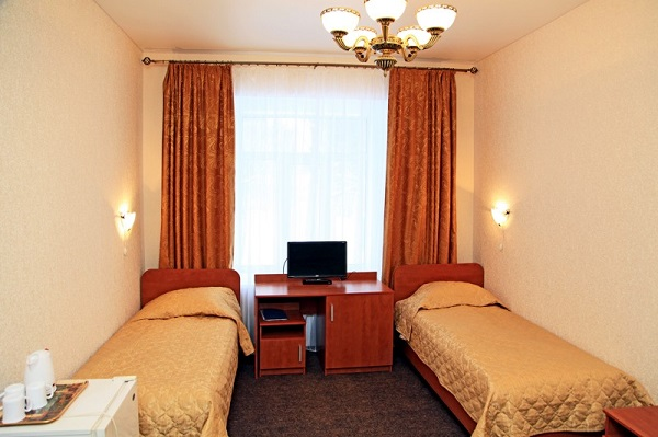 Гостиница Двина,2-местн стандартный