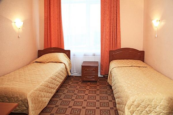 Гостиница Двина,2-местн эконом