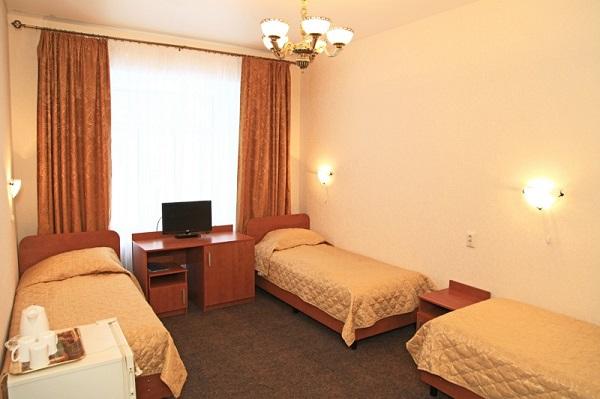 Гостиница Двина,3-местн стандартный