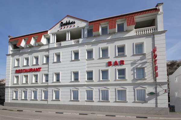 Отель Даккар,Внешний вид