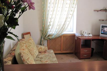 Отель Даккар,Полулюкс 2-местный