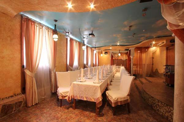 Отель Даккар,Банкетный зал