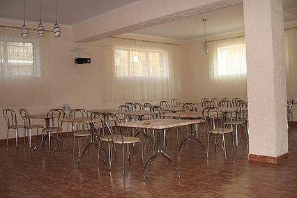 Гостиничный комплекс Изумруд,Столовая