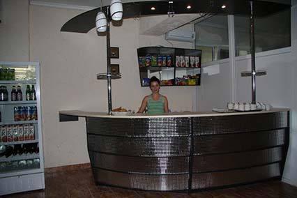 Гостиничный комплекс Изумруд,Бар