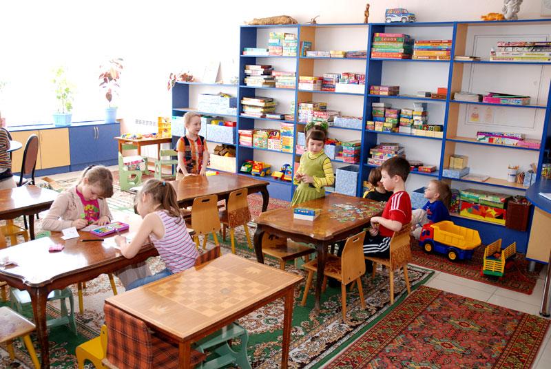 Санаторий Вулан ,Детская игровая комната