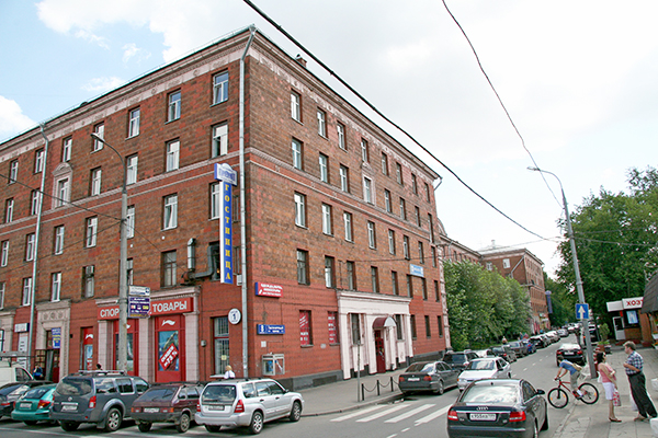 Гостиница Шерстон,Внешний вид