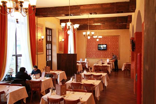 Гостиница Шерстон,Ресторан