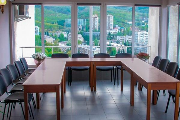 Гостиница Алушта (гостиница),Конференц зал