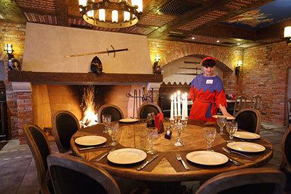 Гостиница Нессельбек,Ресторан гостиницы.