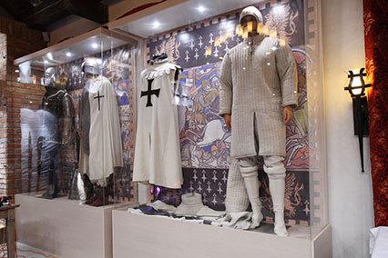Гостиница Нессельбек,Музей Тевтонского ордена