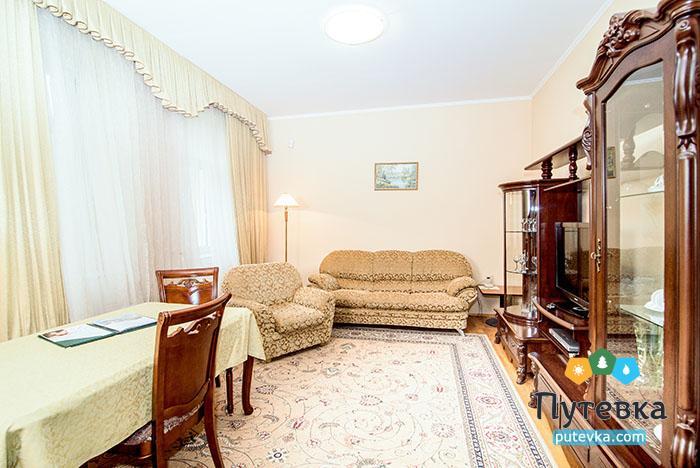 Апартамент 2-местный 2-комнатный №308, 408, фото 4