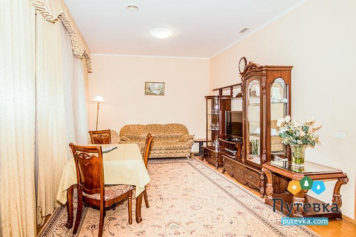 Апартамент 2-местный 2-комнатный №308, 408, фото 6