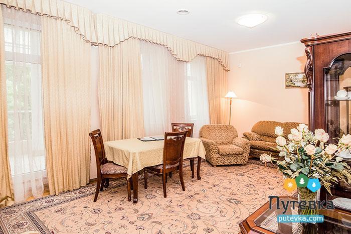 Апартамент 2-местный 2-комнатный №308, 408, фото 11