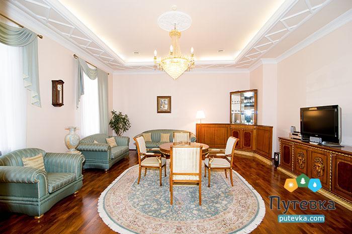 Апартамент 2-местный 2-комнатный №1 (корпус №5), фото 6