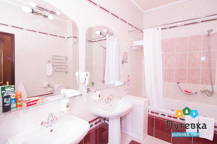 Апартамент 2-местный 2-комнатный №1 (корпус №5), фото 10