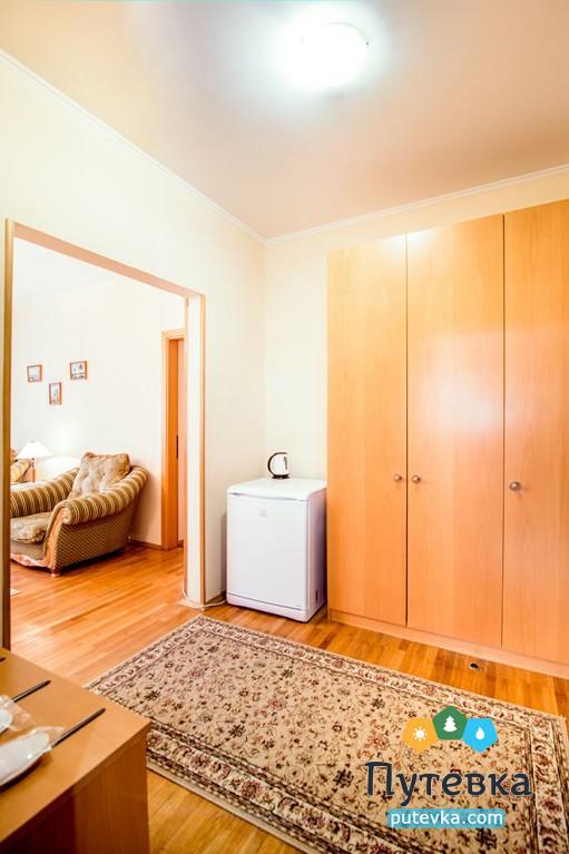 Люкс 2-местный 2-комнатный DBL, фото 6